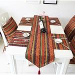 chemin-de-table-motif-ethnique-africain