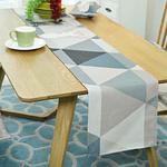 chemin-de-table-triangle-bleu-gris