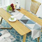 chemin-de-table-triangle-motifs