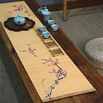 chemin-de-table-bambou-chinois-bois