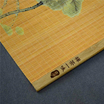 chemin-de-table-bambou-chinois-calligraphie