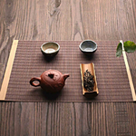 chemin-de-table-en-bambou-naturel-marron