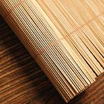 chemin-de-table-en-bois-fibre-bambou-naturel