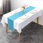 chemin-de-table-sequin-bleu-mariage