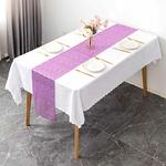 chemin-de-table-en-sequin-violet