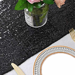 chemin-de-table-sequin-noir-mariage