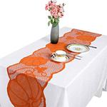chemin-de-table-citrouille-halloween-dentelle-orange