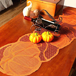 chemin-de-table-citrouille-halloween-dentelle-fete