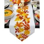 chemin-de-table-theme-automne-feuillage
