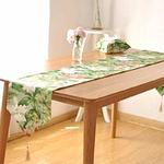 chemin-de-table-tropical-feuille