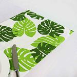 chemin-de-table-feuille-tropicale-jungle