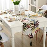 chemin-de-table-feuille-de-palmier-dore-couleur