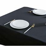 nappe-de-table-rectangulaire-noire-moderne