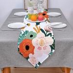 chemin-de-table-art-floral-champetre