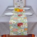 chemin-de-table-hortensia-anniversaire