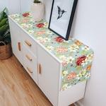 chemin-de-table-hortensia-fleur