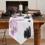 chemin-de-table-avec-orchidee-zen