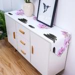 chemin-de-table-avec-orchidee-tropicale