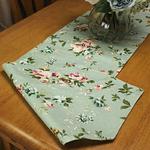 chemin-de-table-floral-reversible