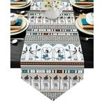 chemin-de-table-egypte-pharaon