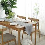 chemin-de-table-style-scandinave-motifs