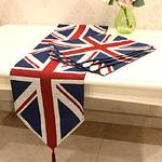 chemin-de-table-drapeau-anglais-voyage