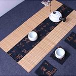 chemin-de-table-style-asiatique-bois
