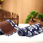 chemin-de-table-motif-japonais-bambou-tissu