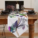 chemin-de-table-oiseau-colibri