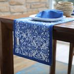 chemin-de-table-arabesque-bleu-seul