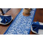 chemin-de-table-arabesque-bleu