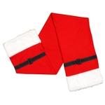 chemin-de-table-ceinture-pere-noel-rouge