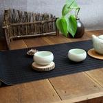 chemin-de-table-bambou-noir-asiatique-chinois