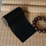 chemin-de-table-bambou-noir-ecologique