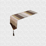 chemin-de-table-raye-marron-beige