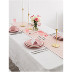 chemin-de-table-flamant-rose