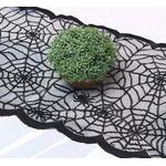 chemin-de-table-araignee-halloween-dentelle-noire