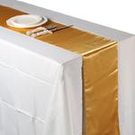 Chemin-de-table-satin-dore-mariage