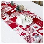 chemin-de-table-noel-patchwork-scandinave