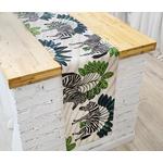 chemin-de-table-savane-zebre