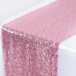 chemin-de-table-sequin-rose-mariage