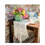 chemin-de-table-macrame-blanc-casse-vintage