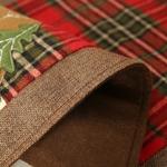 chemin-de-table-noel-ecossais-renne