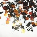confettis-halloween-citrouille-araignée-sorcière