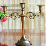chandelier-centre-de-table-bronze