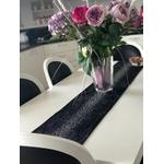 chemin-de-table-reveillon-diamant-noir-brillant