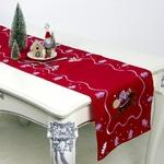 chemin-de-table-noel-rouge-festif