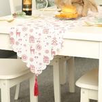 chemin-de-table-noel-toile-de-jute-blanc-rennes-rouges
