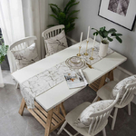 chemin-de-table-nouvel-an-design-marbre-moderne