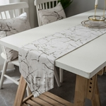 chemin-de-table-nouvel-an-design-blanc
